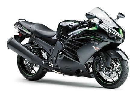 バイク比較.comを使ったお客様のZX-14R売却実績