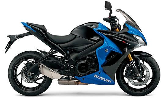 バイク比較.comを使ったお客様のGSXS-1000F売却実績