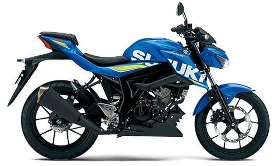 バイク比較.comを使ったお客様のGSXS-125売却実績