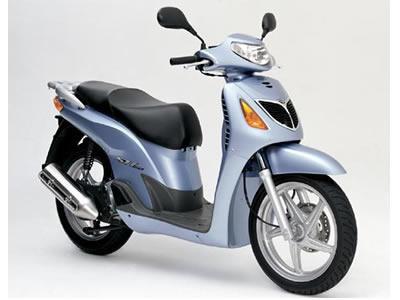バイク比較.comを使ったお客様のSH300売却実績