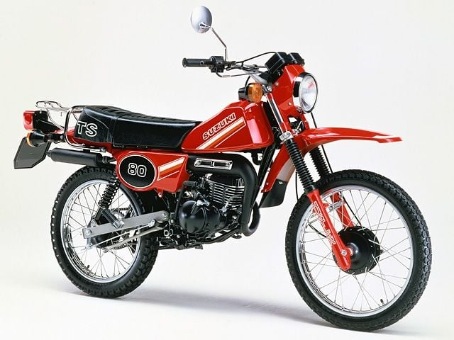 スズキ ハスラー80