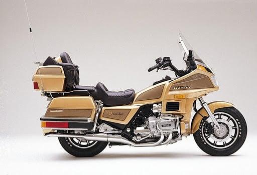ホンダ ゴールドウィング GL1200