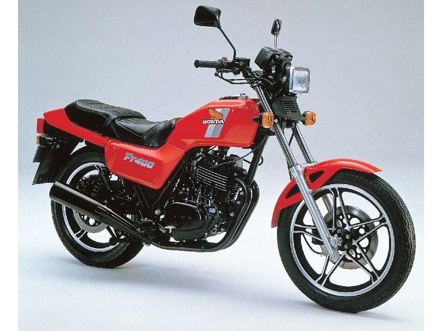 ホンダ FT500
