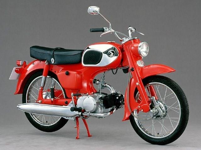 ホンダ C200