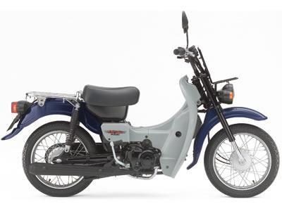 バイク比較.comを使ったお客様の2サイクルバーディー50売却実績