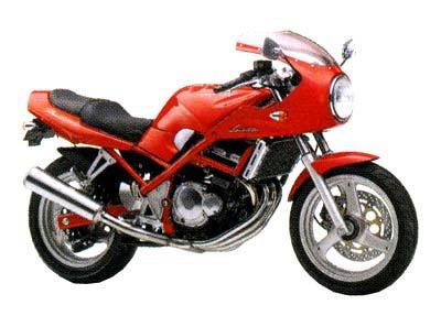 バイク比較.comを使ったお客様のバンディット250LTD売却実績