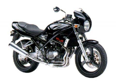 バイク比較.comを使ったお客様のバンディット250VZ売却実績