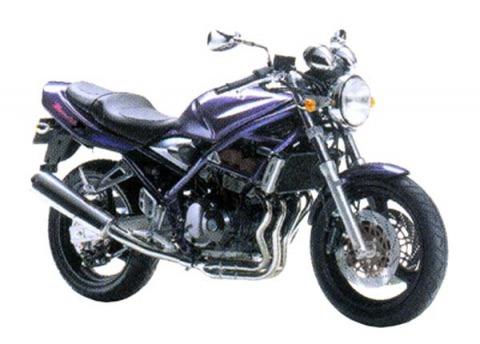 バイク比較.comを使ったお客様のバンディット400売却実績