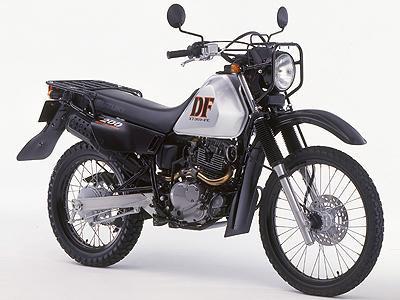 バイク比較.comを使ったお客様のDF200E売却実績