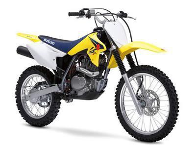 バイク比較.comを使ったお客様のDR-Z125L売却実績