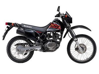 バイク比較.comを使ったお客様のDR125売却実績