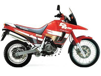 バイク比較.comを使ったお客様のDR800S売却実績
