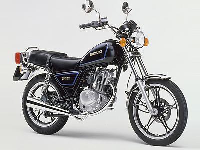 バイク比較.comを使ったお客様のGN125E売却実績