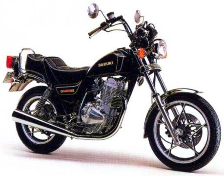 バイク比較.comを使ったお客様のGN400売却実績