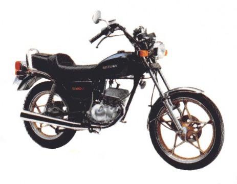 バイク比較.comを使ったお客様のGN50E売却実績
