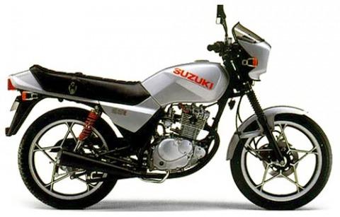 バイク比較.comを使ったお客様のGS125売却実績