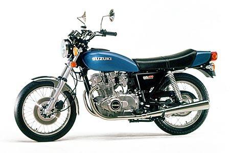 バイク比較.comを使ったお客様のGS400売却実績