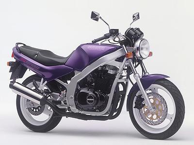 バイク比較.comを使ったお客様のGS400E売却実績