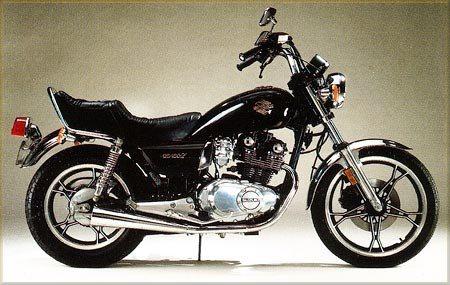 バイク比較.comを使ったお客様のGS450売却実績
