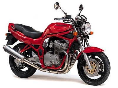 バイク比較.comを使ったお客様のGSF600売却実績