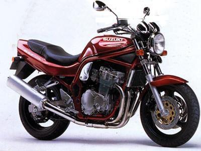 バイク比較.comを使ったお客様のGSF750売却実績