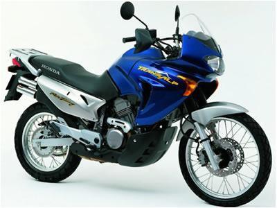 バイク比較.comを使ったお客様のXL650V トランザルプ売却実績