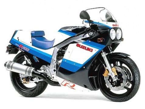 バイク比較.comを使ったお客様のGSX-R1100売却実績