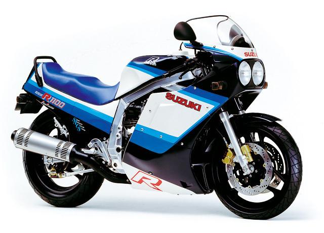 バイク比較.comを使ったお客様のGSX-R1100R売却実績