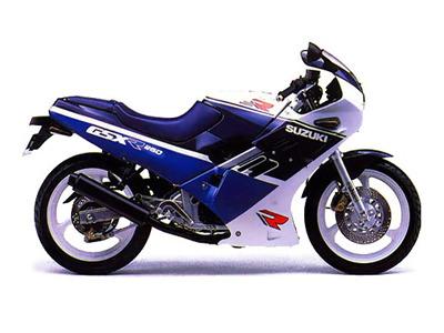 バイク比較.comを使ったお客様のGSX-R250R売却実績