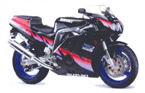 バイク比較.comを使ったお客様のGSX-R400R売却実績