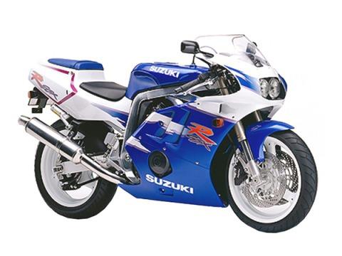 バイク比較.comを使ったお客様のGSX-R400SP売却実績