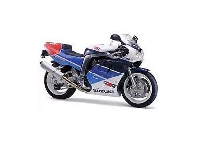 バイク比較.comを使ったお客様のGSX-R750RK売却実績