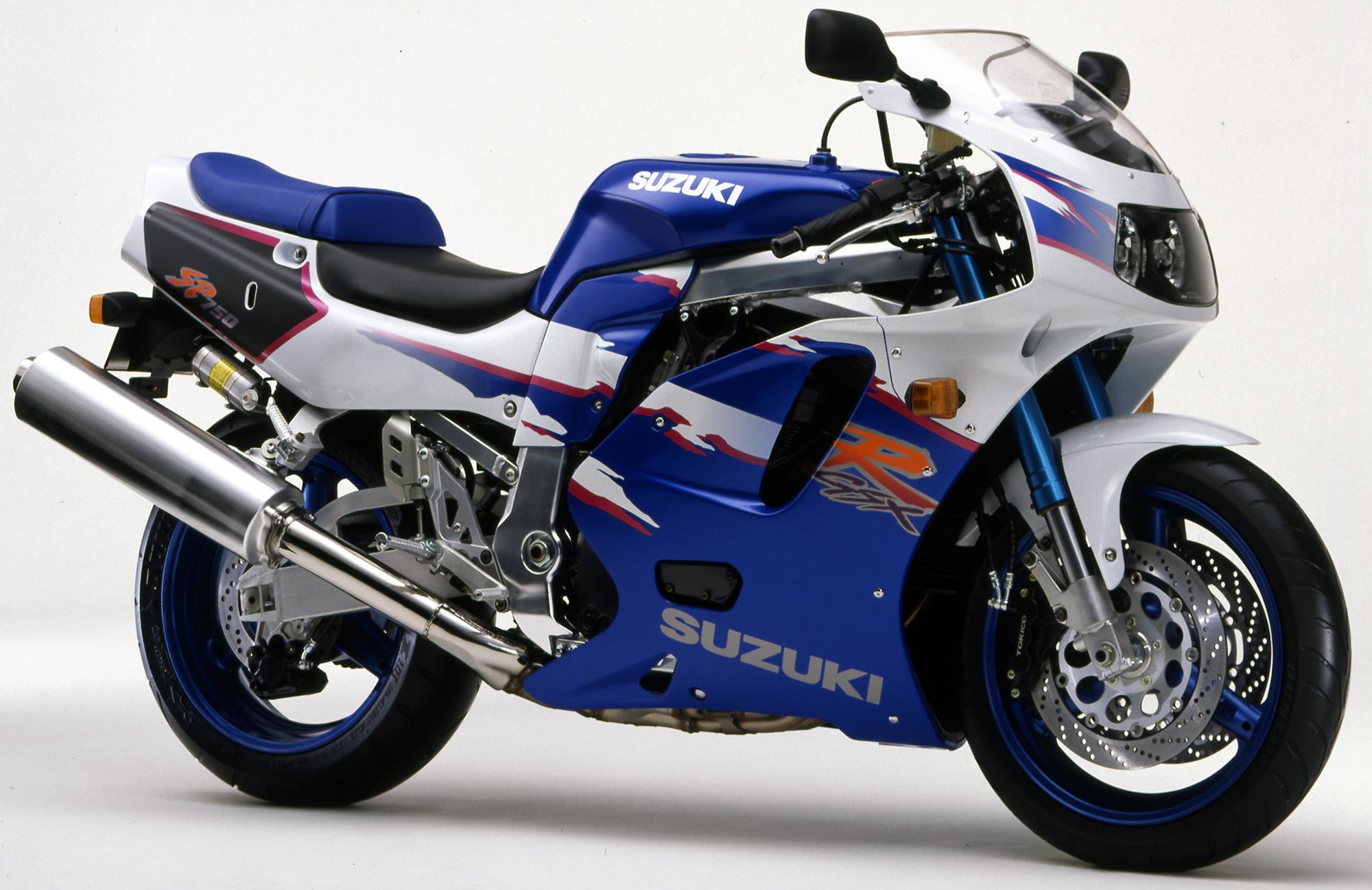 バイク比較.comを使ったお客様のGSX-R750SP売却実績