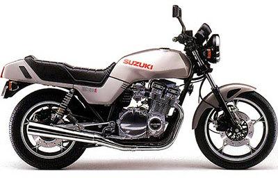 バイク比較.comを使ったお客様のGSX1100E売却実績