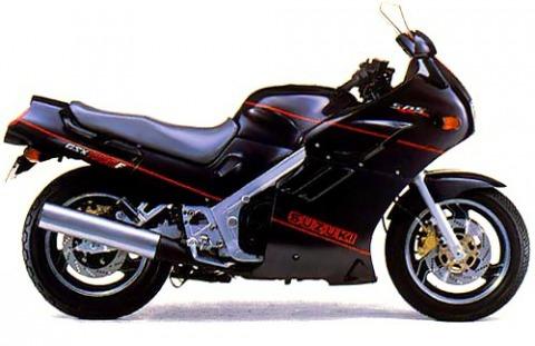 バイク比較.comを使ったお客様のGSX1100F売却実績