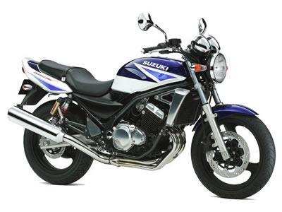 バイク比較.comを使ったお客様のGSX250売却実績