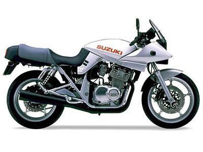 バイク比較.comを使ったお客様のGSX400S カタナ売却実績