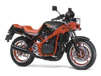 バイク比較.comを使ったお客様のGSX400X インパルス売却実績