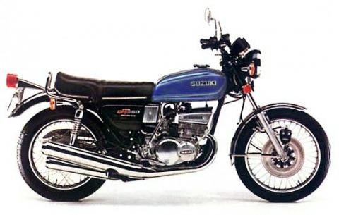 バイク比較.comを使ったお客様のGT550売却実績