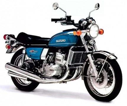 バイク比較.comを使ったお客様のGT750売却実績