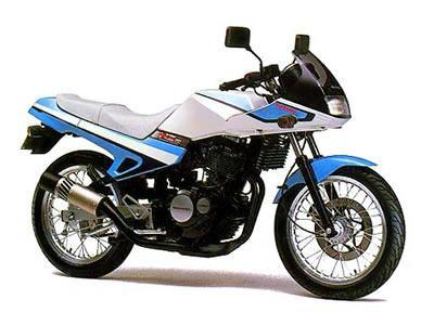 バイク比較.comを使ったお客様のNZ250S売却実績