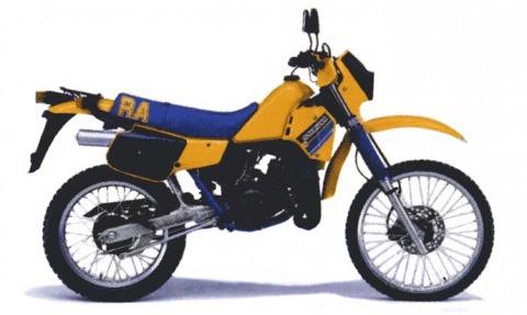 バイク比較.comを使ったお客様のRA125売却実績