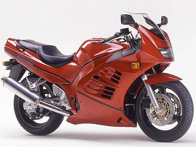 バイク比較.comを使ったお客様のRF400R売却実績