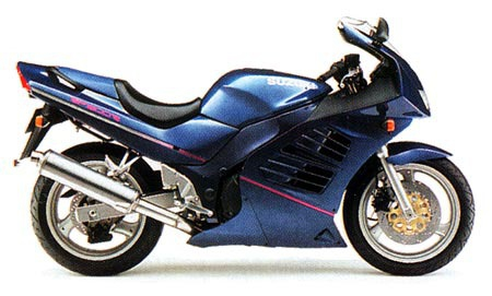 バイク比較.comを使ったお客様のRF600R売却実績