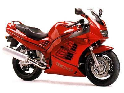 バイク比較.comを使ったお客様のRF900売却実績