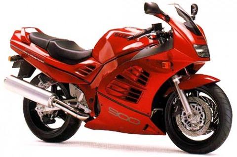 バイク比較.comを使ったお客様のRF900R売却実績