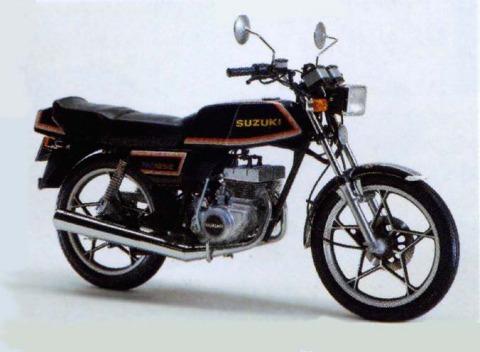 バイク比較.comを使ったお客様のRG125E売却実績