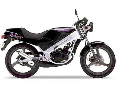 バイク比較.comを使ったお客様のRG50売却実績