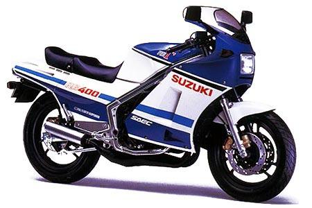 バイク比較.comを使ったお客様のRG500ガンマ売却実績