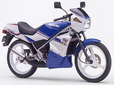 バイク比較.comを使ったお客様のRG50ガンマ売却実績